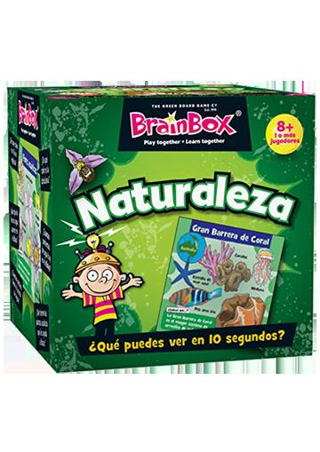 Brainbox - Naturaleza (+4)
