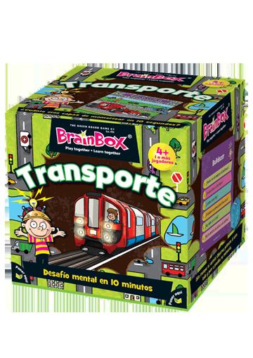 Brainbox - Transporte (4+)