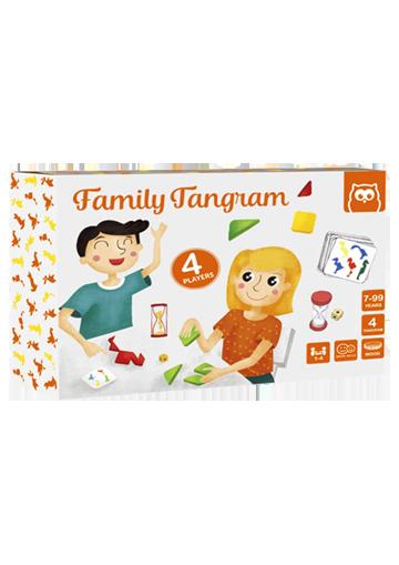 Family Tangram. Campeonato...