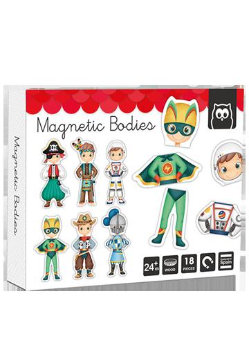 Magnetic Bodies - Heroes...