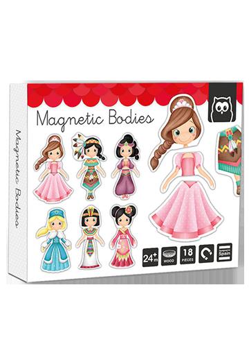 Magnetic Bodies - Princess...