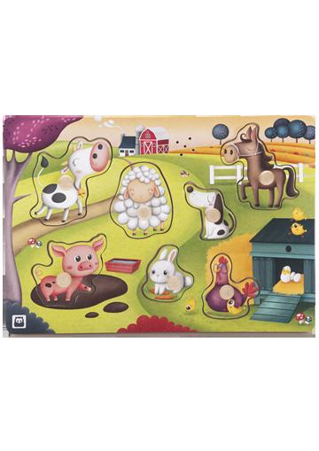Musical Puzzle - Farm...