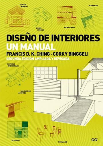 Diseño De Interiores.  Un...