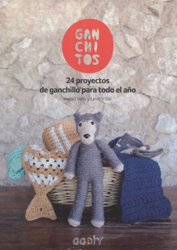 Ganchitos. 24 proyectos de...