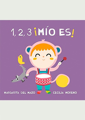 Miau De Carton - 1, 2, 3...