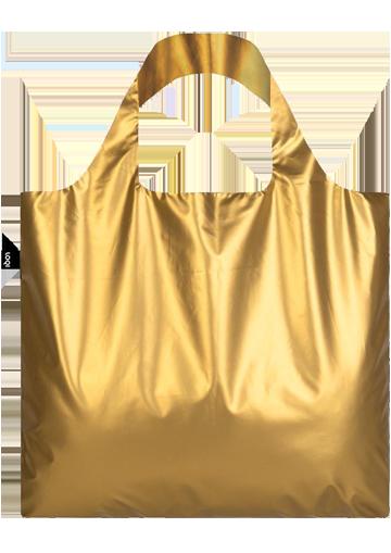 Bolsas Metallic - Matt Gold