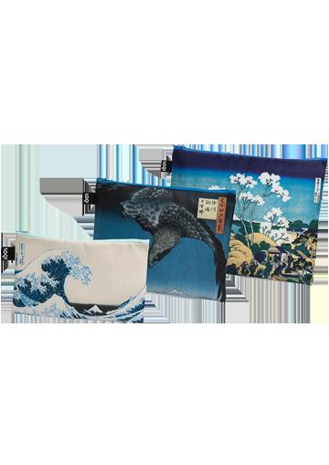 Estuches Col Museo - Hokusai