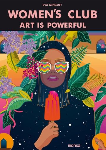 Women S Club. Art Is Powerful
