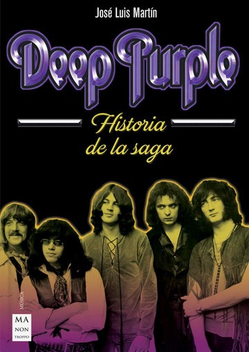 Deep Purple. Historia De La...