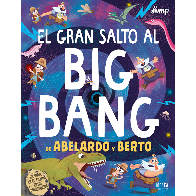El gran salto al big bang...
