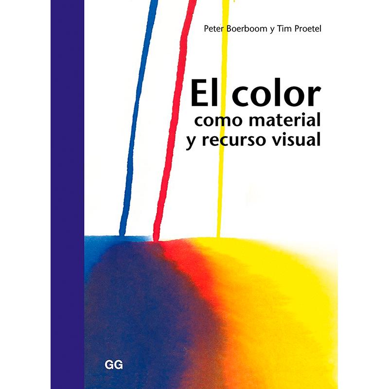 El color como material y...