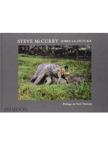 Steve McCurry sobre la lectura