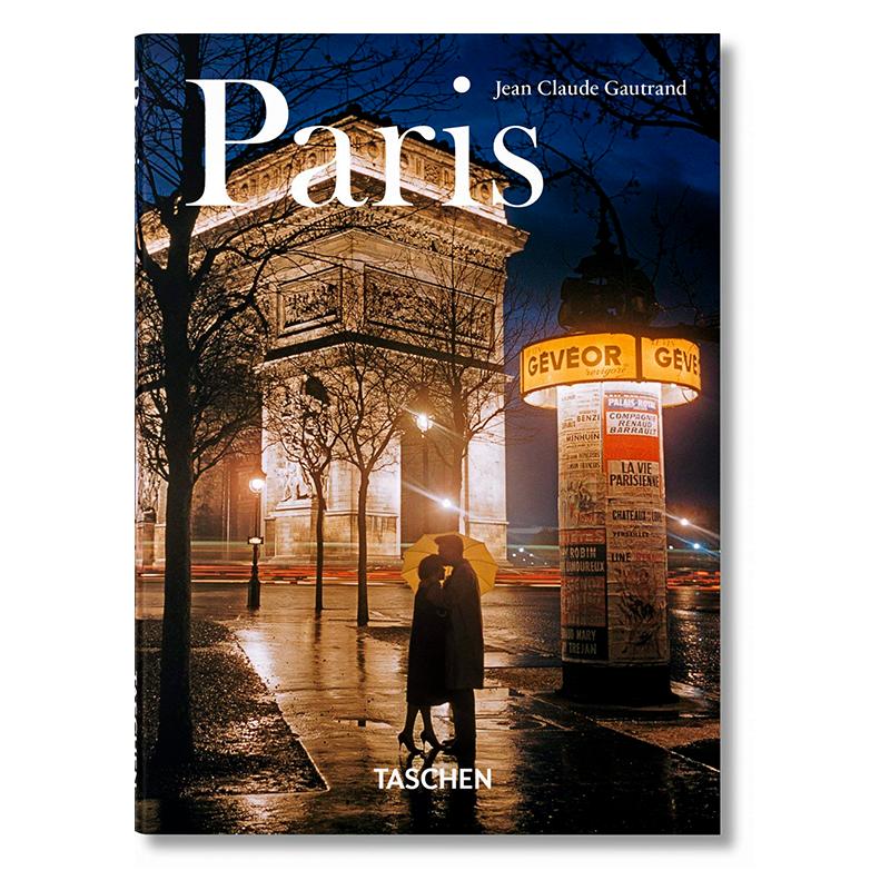 Retrato Ciudad Pequeño - Paris