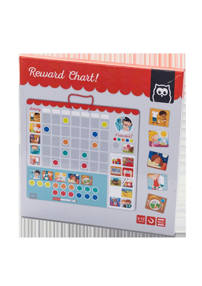 Reward Chart. Calendario De...