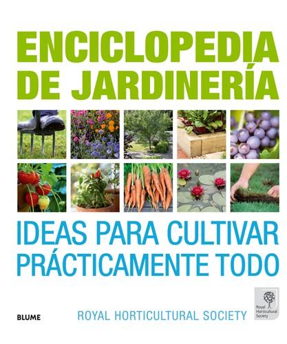 Enciclopedia de jardinería....
