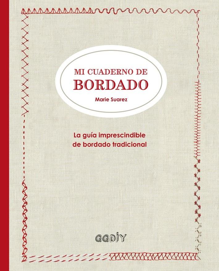 Diy - Mi Cuaderno De Bordado
