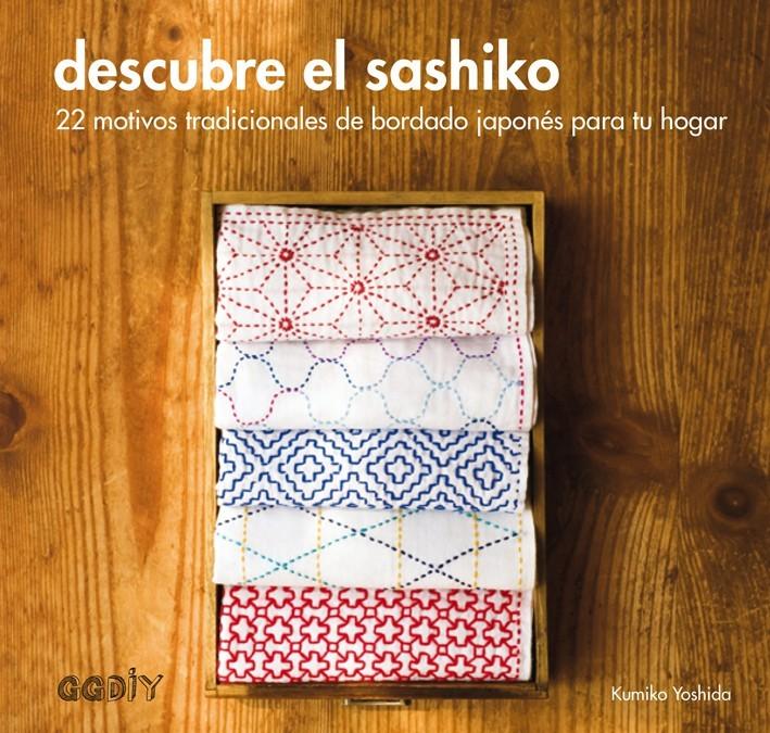 Diy - Descubre El Sashiko
