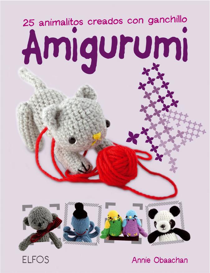 Amigurumi. 25 Animalitos...