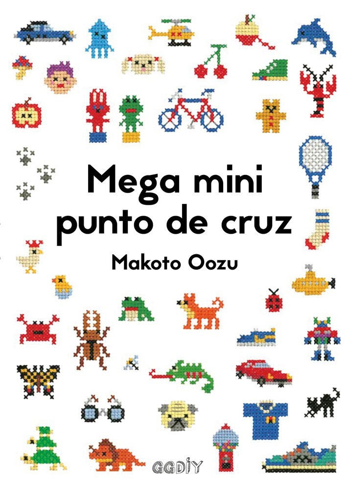 Diy - Mega Mini Punto De Cruz