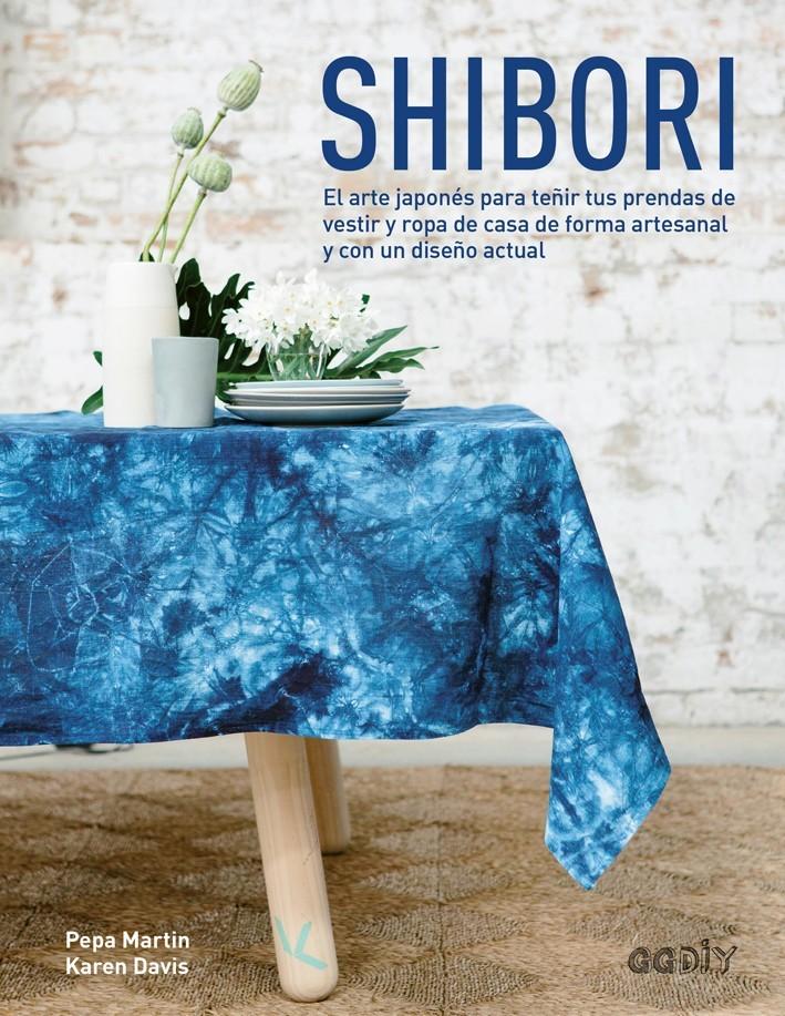 Shibori. El arte japonés...