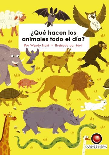 ¿Qué hacen los animales...