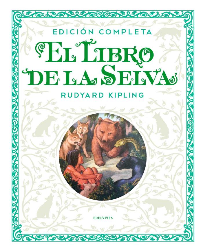 El Libro De La Selva....