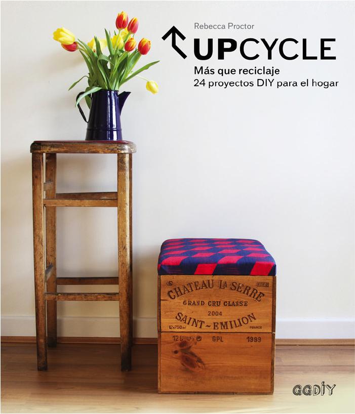 Upcycle. Más que reciclaje....