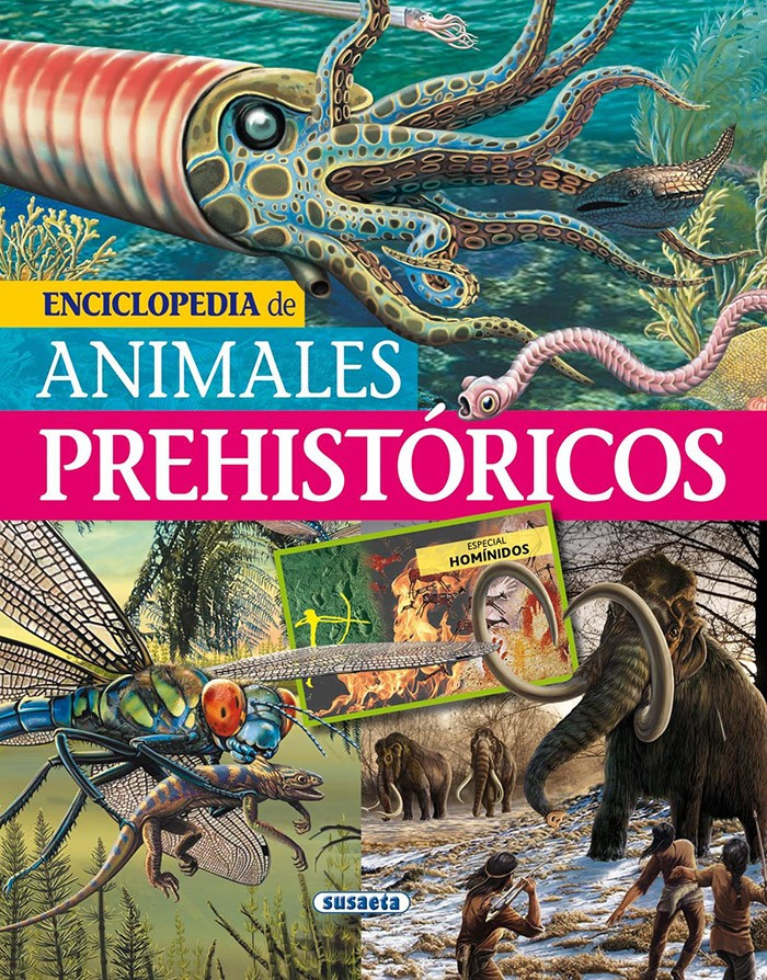 enciclopedia de - ANIMALES...