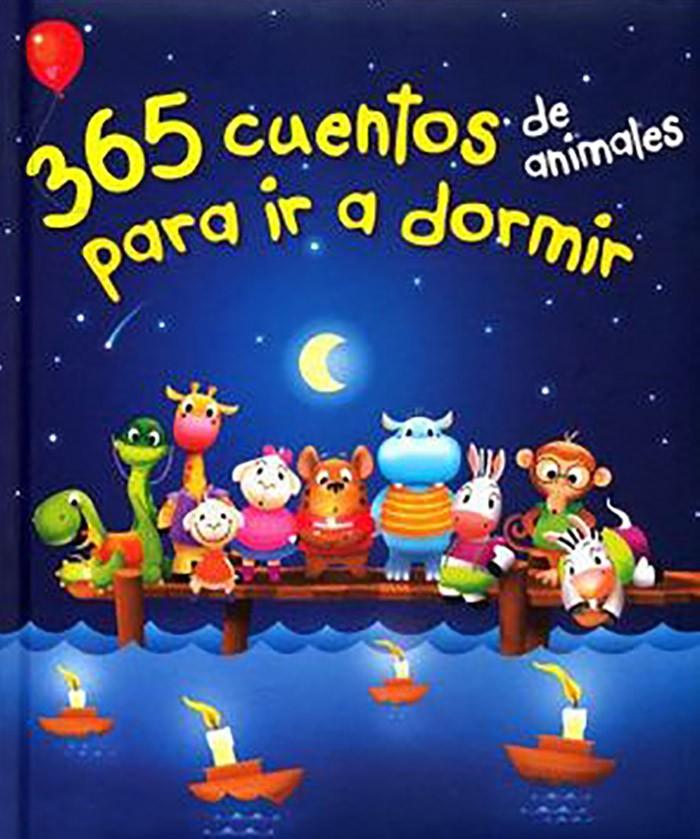 365 cuentos de animales...