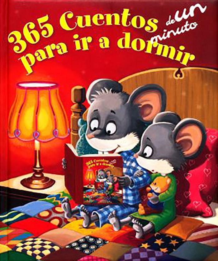 365 CUENTOS DE UN MINUTO...