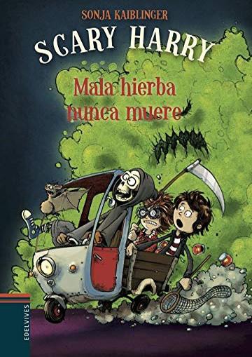 Scary Harry - Mala Hierba...