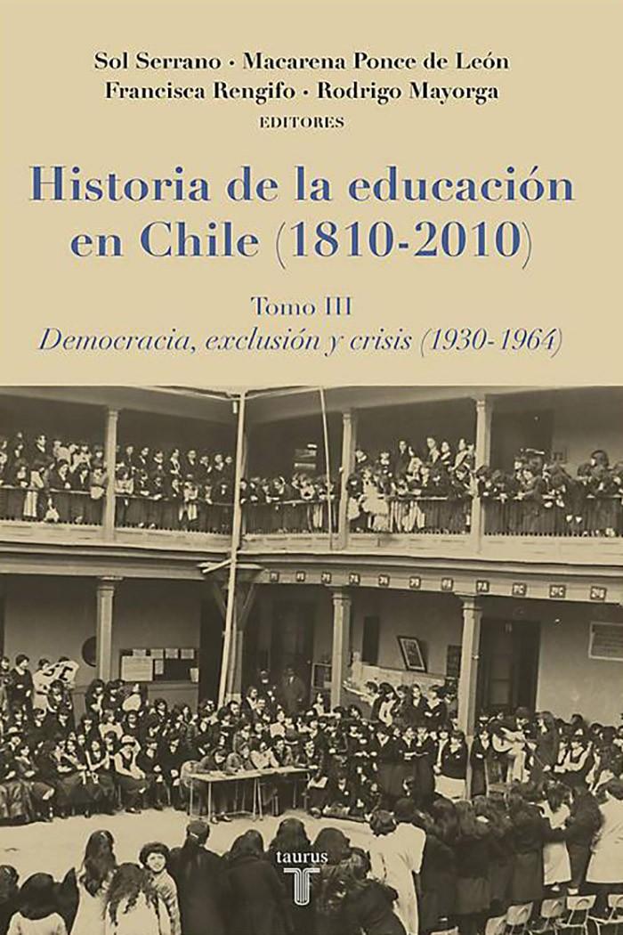 Historia de la educación en...