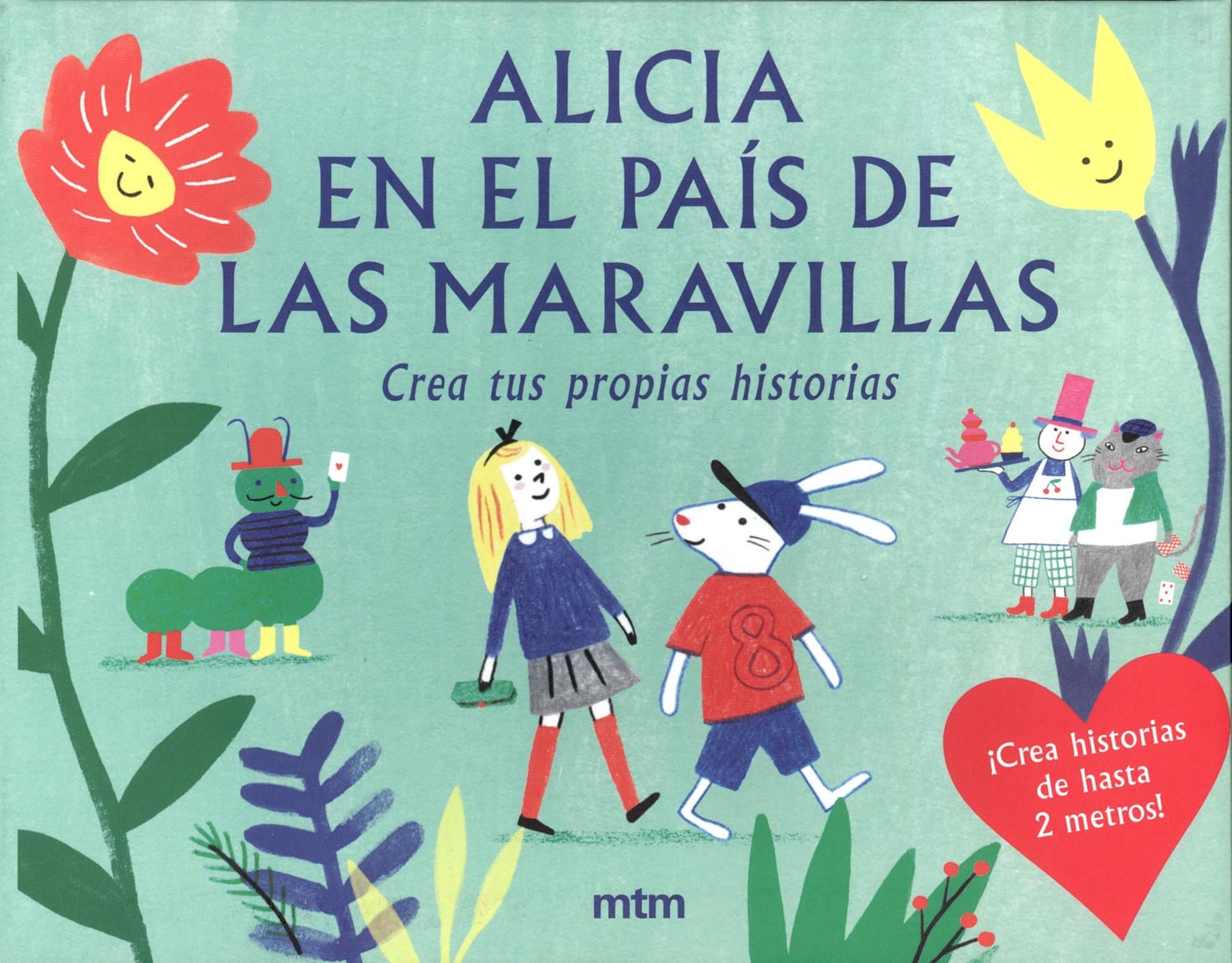 Caja de cuentos: Alicia en...