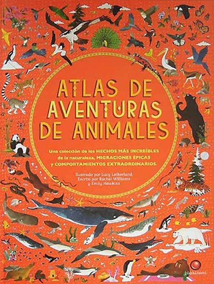 Atlas De Aventuras De Animales