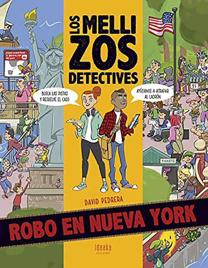 Los Mellizos Detectives....
