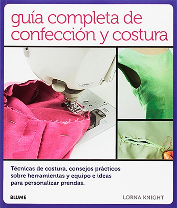 Guía Completa De Confección...