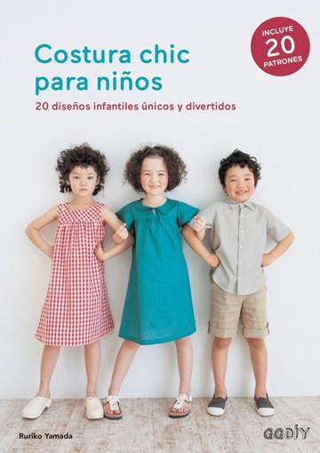 Diy - Costura Chic Para Niños