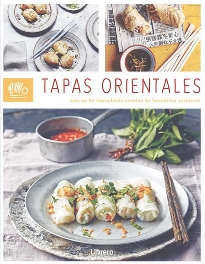 cocina - TAPAS ORIENTALES