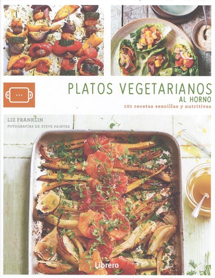 Platos vegetarianos al horno