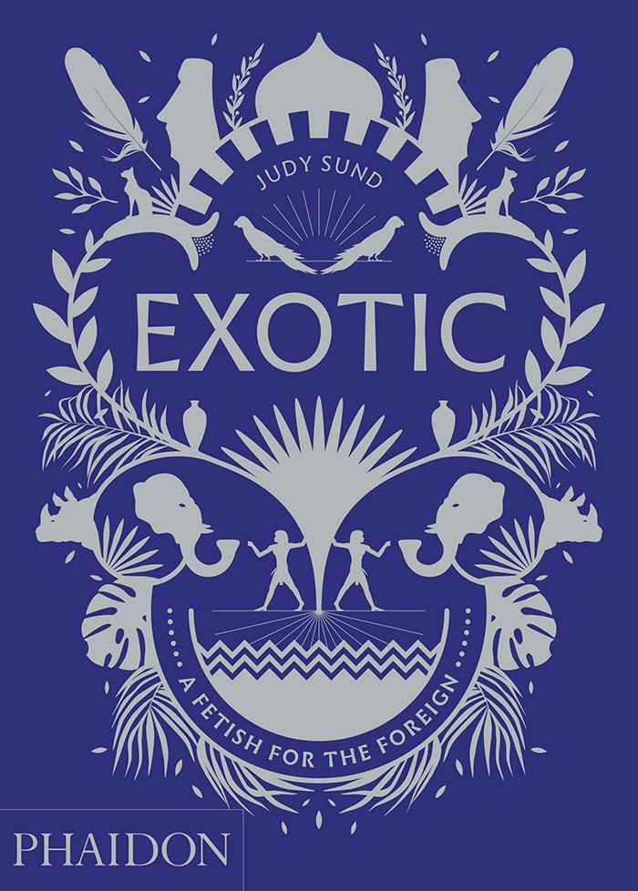 Exotic. A fetish for foreign