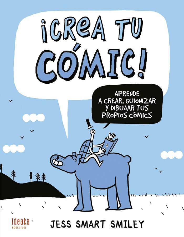 ¡Crea tu comic!