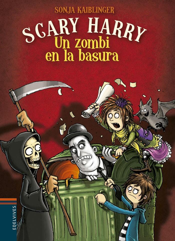 Scary Harry · Un zombie en...