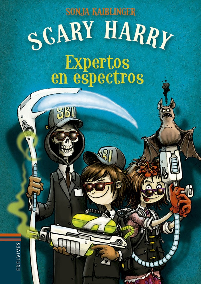scary harry - EXPERTOS EN...