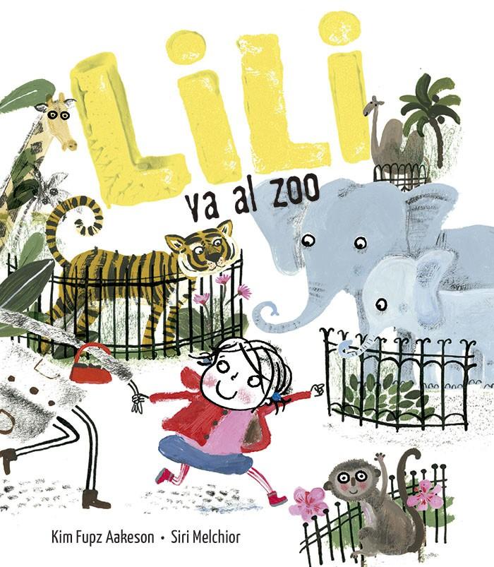 Lili va al zoo