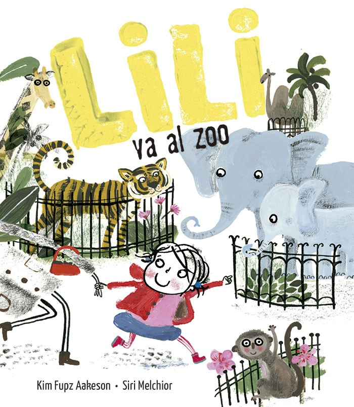 Lili · Lili va al zoo