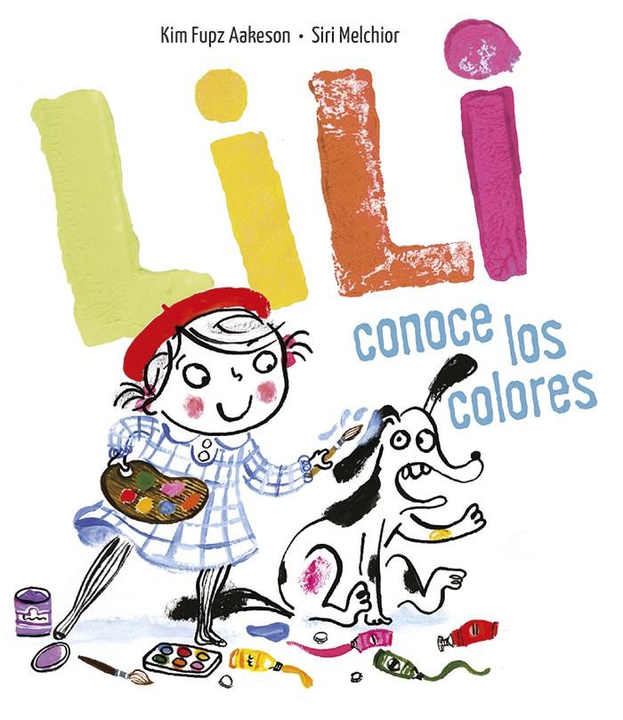 Lili · Lili conoce los colores