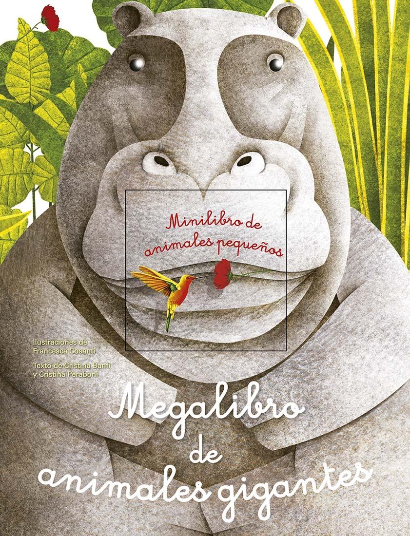 MEGALIBRO DE ANIMALES GIGANTES