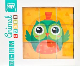 Animal cubes (2+)