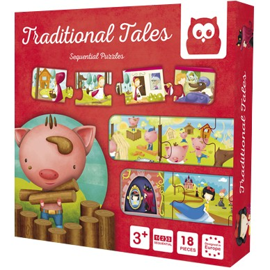Traditional tales - Puzzle...