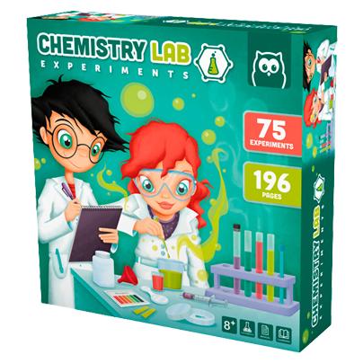 CHEMISTRY LAB (8+)